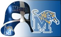 University of Memphis by Jack Knight, Artist