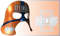 University of Illinois by Jack Knight, Artist