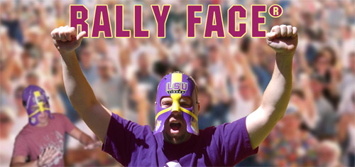 Rally Face  designed and created by Jack Knight, Artist and Orange county SEO specialist