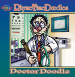 Dr Doodle Illustrated by Jack Knight