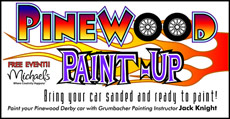 Pinewood Paint Up
