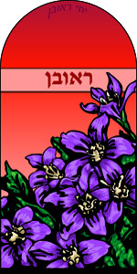 Reuven Color by Jack Knight